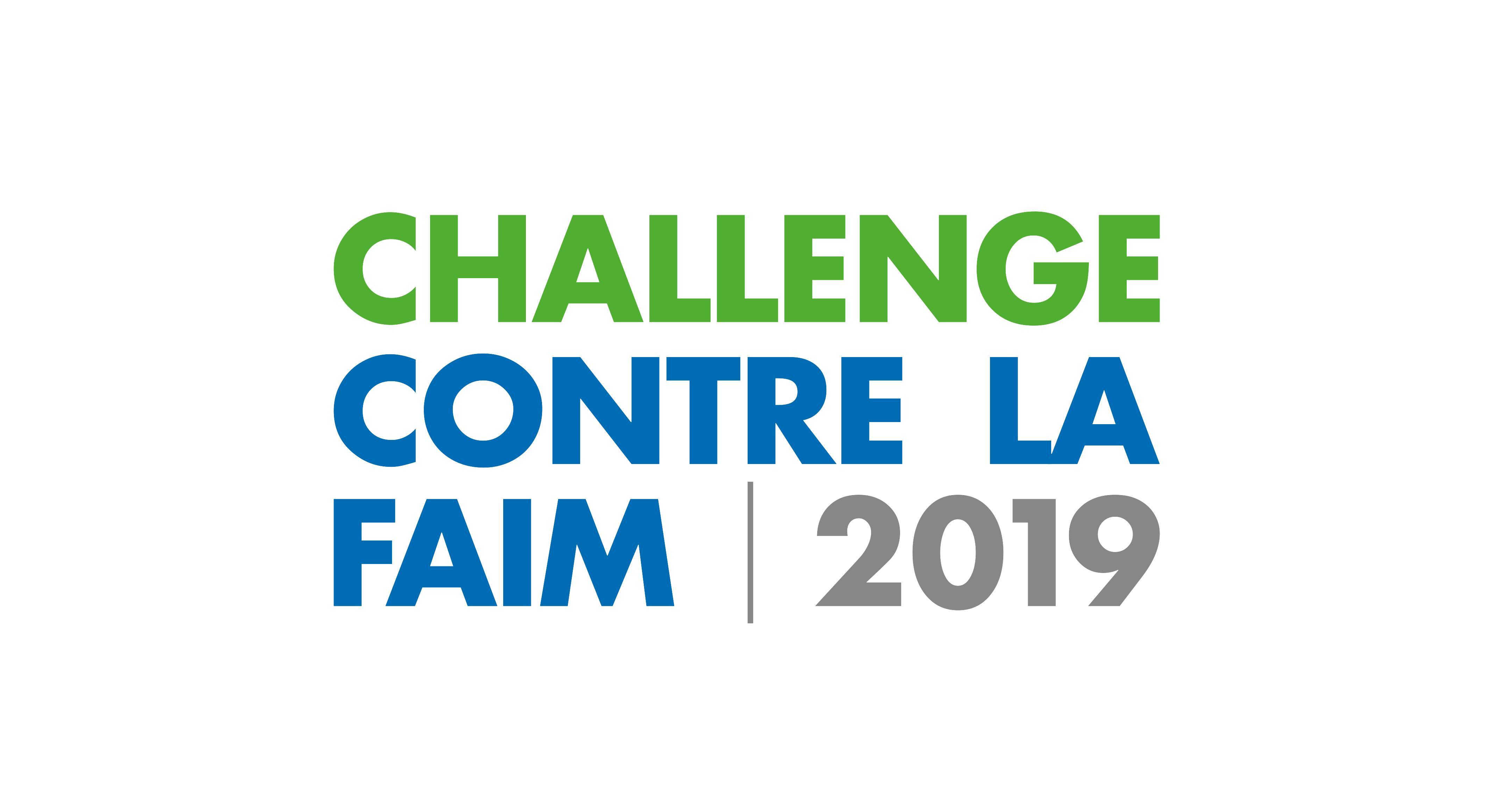 CHALLENGE ACTION CONTRE LA FAIM 2019